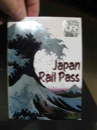 My First 24 Hours in Japan - Picking up My Japan Rail Pass