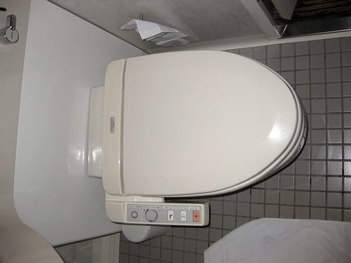 My First 24 Hours in Japan Consisted of Taking Photos of the Toilet