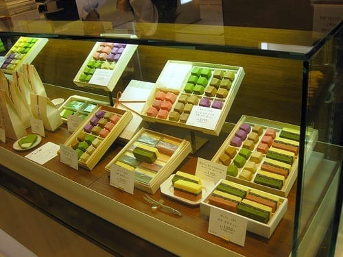 Exploring the Food Courts of Japan's Department Stores During my First 24 Hours in Japan